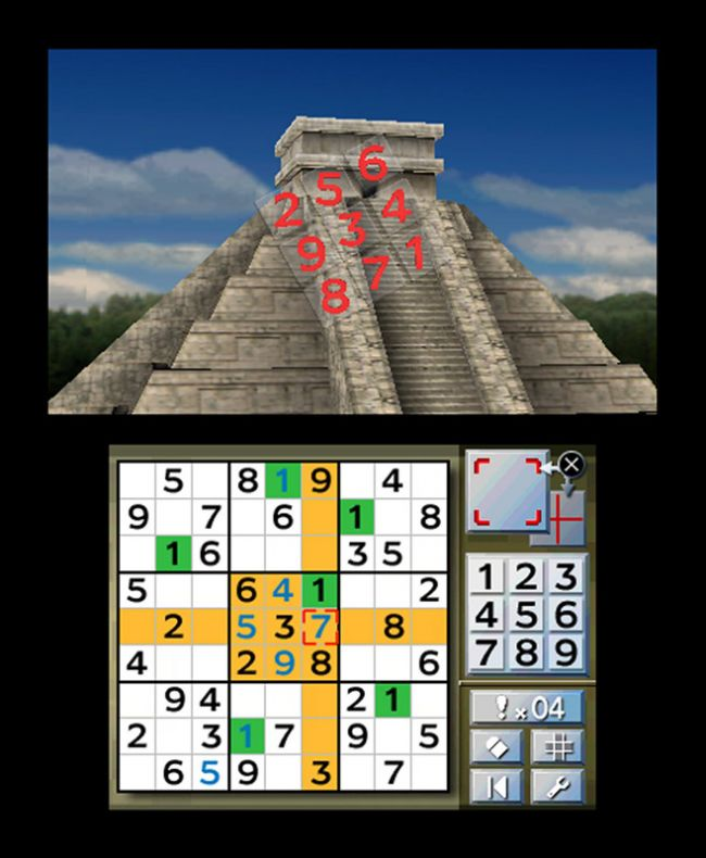 Sudoku: The Puzzle Game Collection - Screenshots - Bild 2