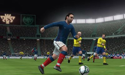 Pro Evolution Soccer 2011 3D - Screenshots - Bild 4