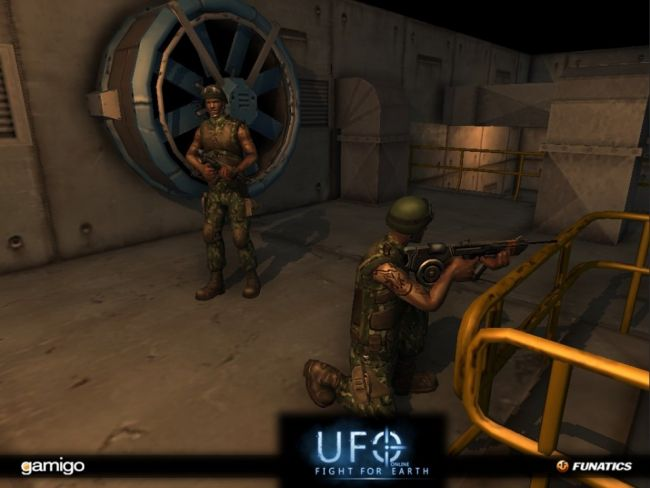 UFO Online: Fight For Earth - Screenshots - Bild 9