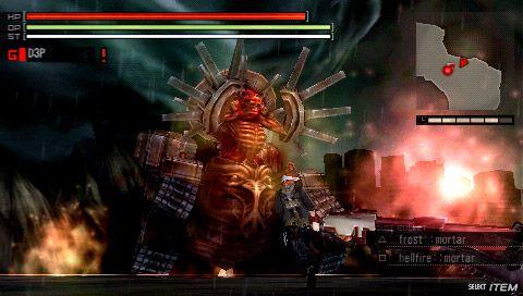 Gods Eater Burst - Screenshots - Bild 16