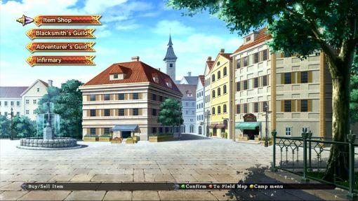 Record of Agarest War Zero - Screenshots - Bild 9