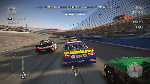 NASCAR: The Game 2011 - Screenshots - Bild 31