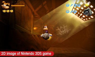 Rayman 3D - Screenshots - Bild 1