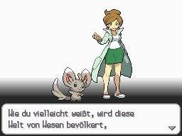 Pokémon Schwarz / Weiß - Screenshots - Bild 1