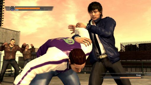 Yakuza 4 - Screenshots - Bild 16