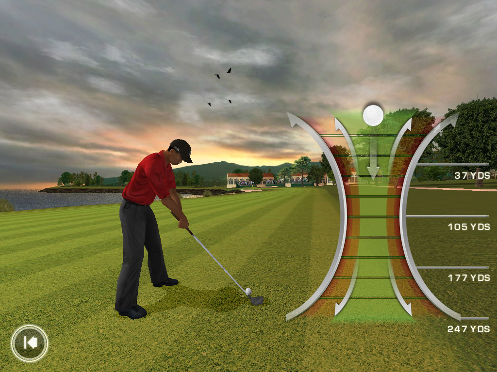 Tiger Woods PGA TOUR 12: The Masters - Screenshots - (Mobile)