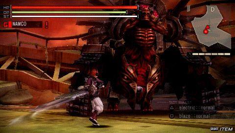 Gods Eater Burst - Screenshots - Bild 18
