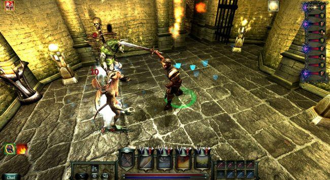 Dungeon Empires - Screenshots - Bild 4