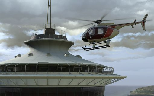 Take On Helicopters - Screenshots - Bild 1