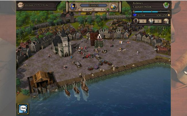 Patrizier Online - Screenshots - Bild 4