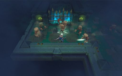 Spiral Knights - Screenshots - Bild 3