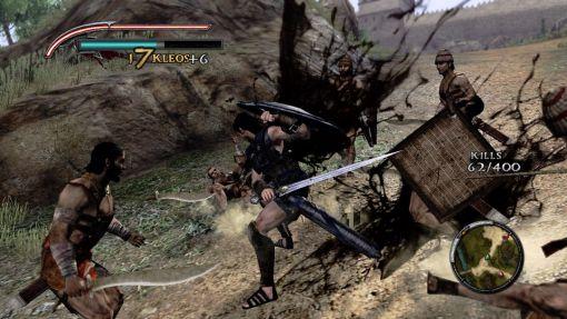 Warriors: Legends of Troy - Screenshots - Bild 15