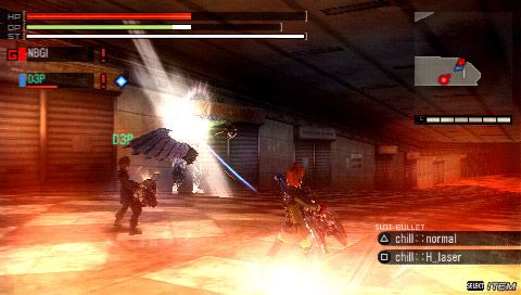 Gods Eater Burst - Screenshots - Bild 9