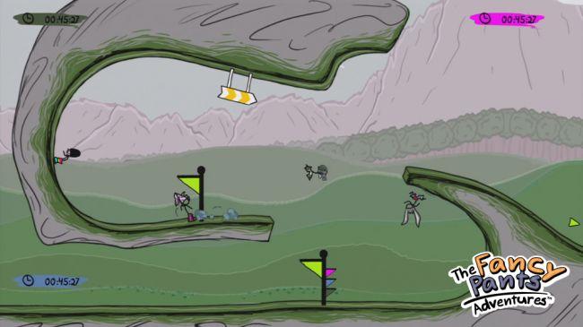 The Fancy Pants Adventures - Screenshots - Bild 5