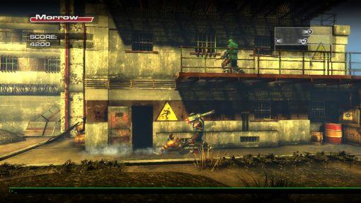 Rush'N Attack Ex-Patriot - Screenshots - Bild 1