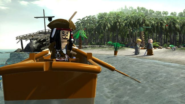 LEGO Pirates of the Caribbean: Das Videospiel - Screenshots - Bild 14