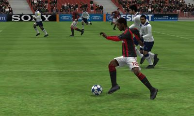 Pro Evolution Soccer 2011 3D - Screenshots - Bild 35