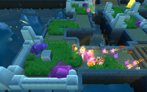 Spiral Knights - Screenshots - Bild 2