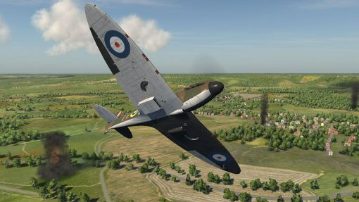 IL-2 Sturmovik: Cliffs of Dover - Screenshots - Bild 6