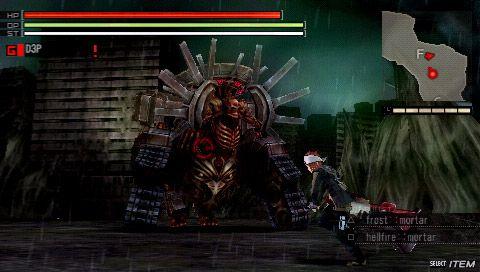 Gods Eater Burst - Screenshots - Bild 13