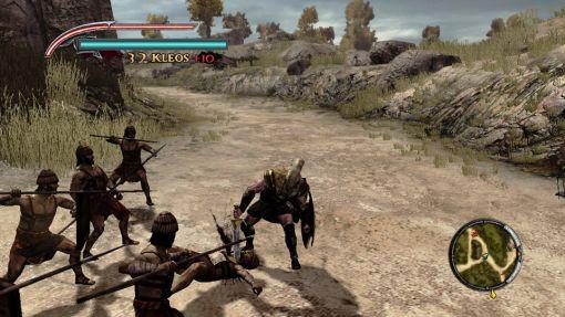 Warriors: Legends of Troy - Screenshots - Bild 10