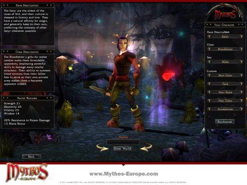 Mythos - Screenshots - Bild 13