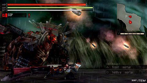 Gods Eater Burst - Screenshots - Bild 14