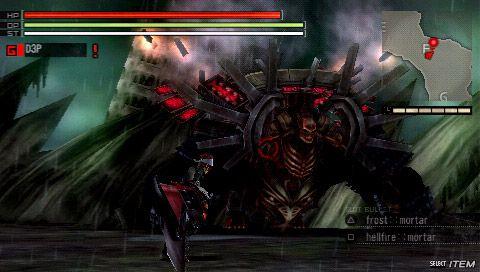 Gods Eater Burst - Screenshots - Bild 12