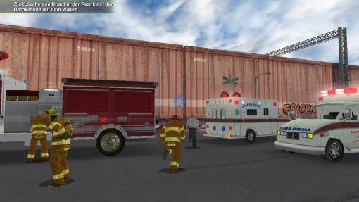 Real Heroes: Firefighter - Screenshots - Bild 4