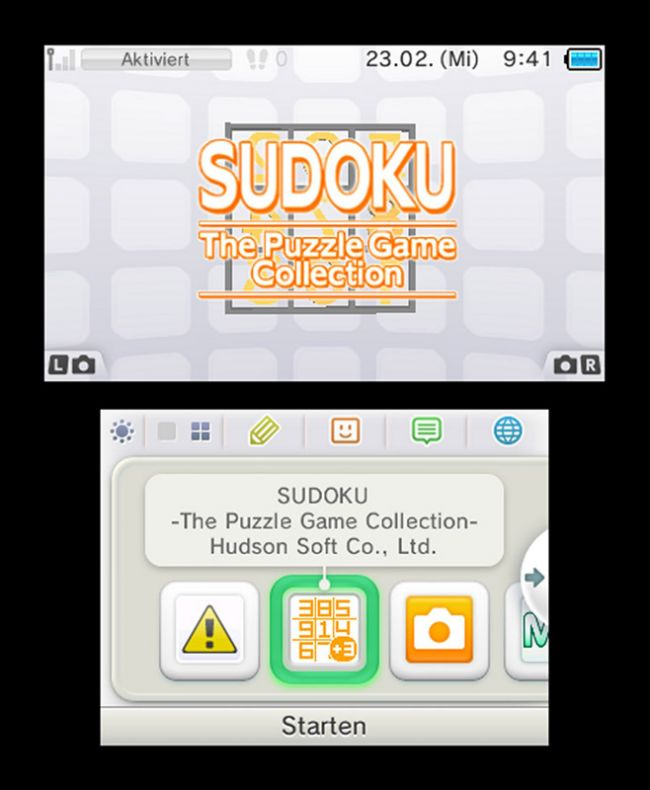 Sudoku: The Puzzle Game Collection - Screenshots - Bild 1