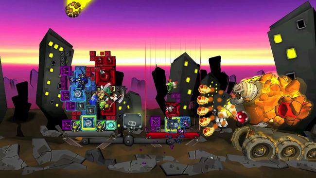 Slam Bolt Scrappers - Screenshots - Bild 5