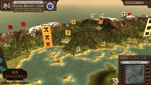 Sengoku - Screenshots - Bild 10