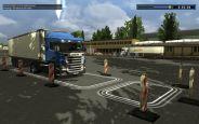 Euro Truck Spezial: LKW-Rangier-Simulator - Screenshots - Bild 10