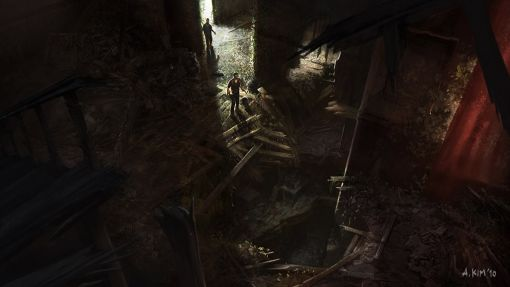 Uncharted 3: Drake's Deception - Artworks - Bild 4
