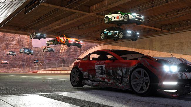 TrackMania 2 Canyon - Screenshots - Bild 6