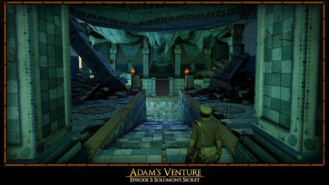 Adam's Venture 2: König Solomons Geheimnis - Screenshots - Bild 10