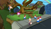 Phineas and Ferb: Across the Second Dimension - Screenshots - Bild 8