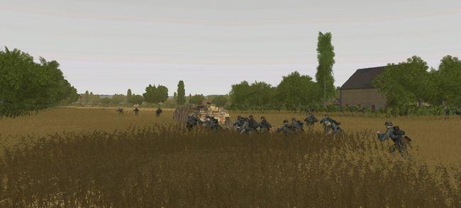 Combat Mission: Battle for Normandy - Screenshots - Bild 33