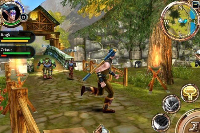 Order & Chaos Online - Screenshots - Bild 10