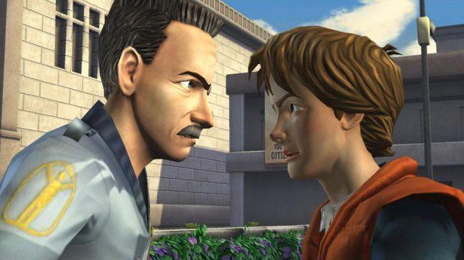 Zurück in die Zukunft - Episode 3 - Screenshots - Bild 5