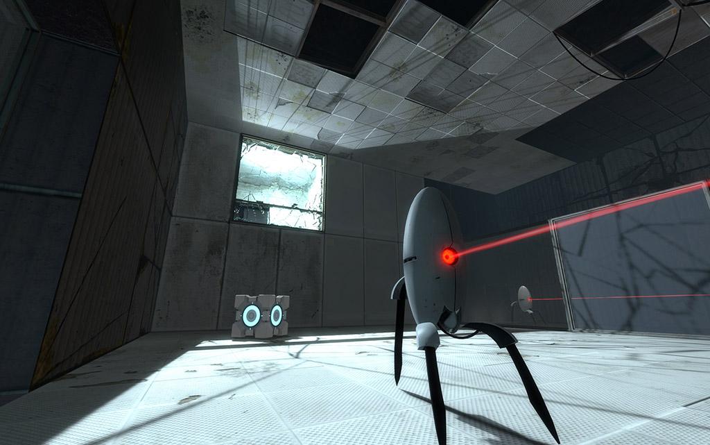 Portal 2: Video: Weihnachtslied im Portal-Stil - News von Gameswelt