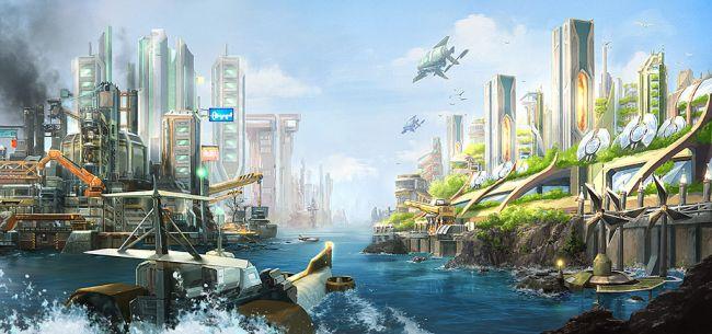 Anno 2070 - Artworks - Bild 6
