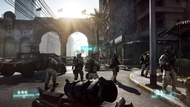 Battlefield 3 - Screenshots - Bild 13