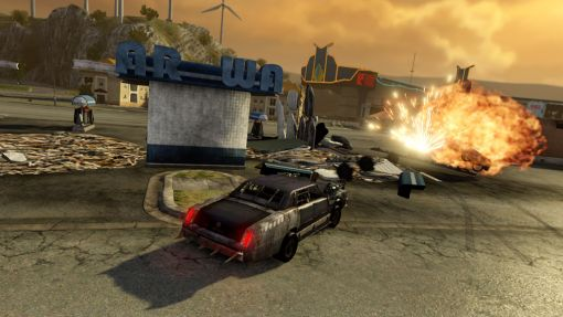 Twisted Metal - Screenshots - Bild 19