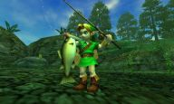 The Legend of Zelda: Ocarina of Time 3D - Screenshots - Bild 6