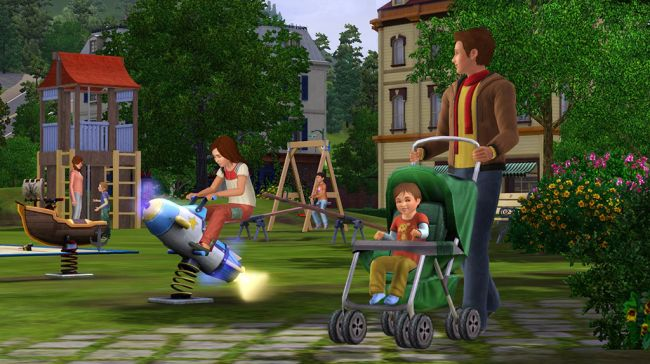 Die Sims 3: Lebensfreude - Screenshots - Bild 9