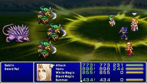 Final Fantasy IV: The Complete Collection - Screenshots - Bild 13