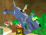 Phineas and Ferb: Across the Second Dimension - Screenshots - Bild 4