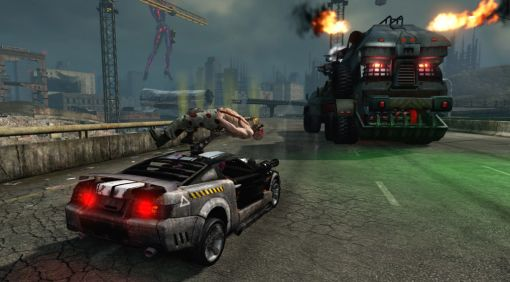 Twisted Metal - Screenshots - Bild 20