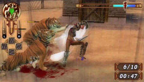 Gladiator Begins - Screenshots - Bild 4